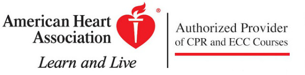 AHA Authorized Training Provider for BLS, ACLS, and PALS