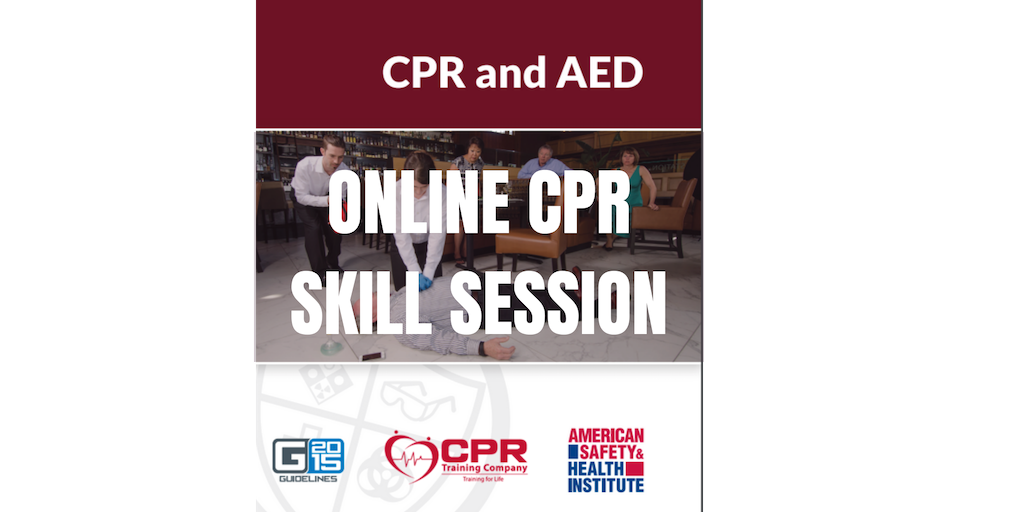 ASHI CPR AED Skill Session