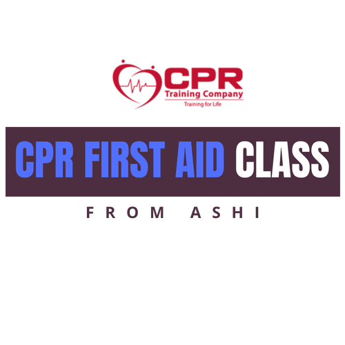 ASHI CPR First Aid Classroom