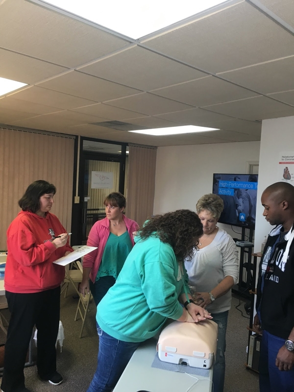 CPR Class in Martinsburg WV