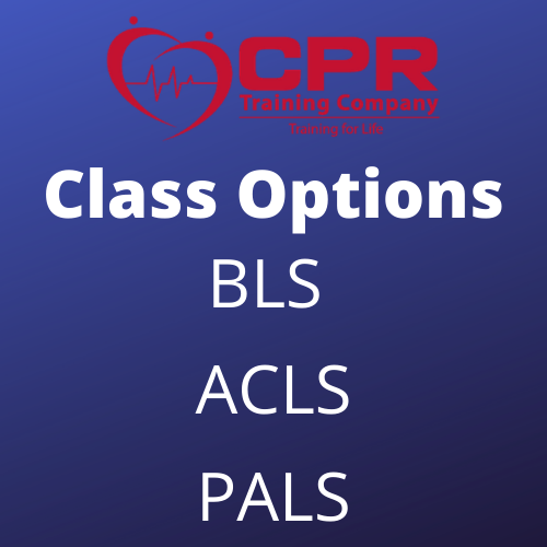 CPR Class Options