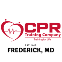 CPR Training Company Frederick Logo